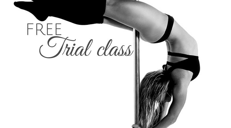 pole dance trial class Achieve Pole Studio